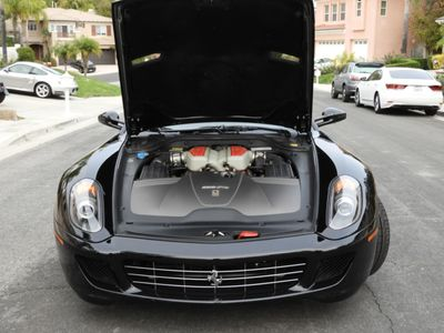 2007 Ferrari 599 GTB Fiorano 2dr Coupe - Click to see full-size photo viewer