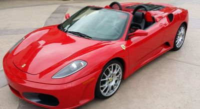 2007 Ferrari F430  - Click to see full-size photo viewer