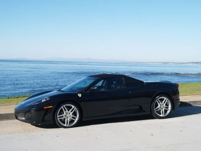 2007 Ferrari F430 Spider - Click to see full-size photo viewer