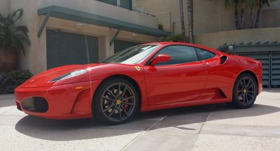 2007 Ferrari F430 Berlinetta F430 COUPE - Click to see full-size photo viewer