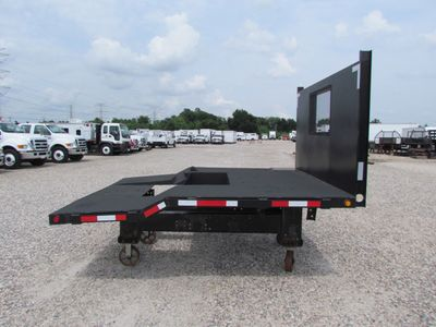 2007 Flatbed Steel Floor
