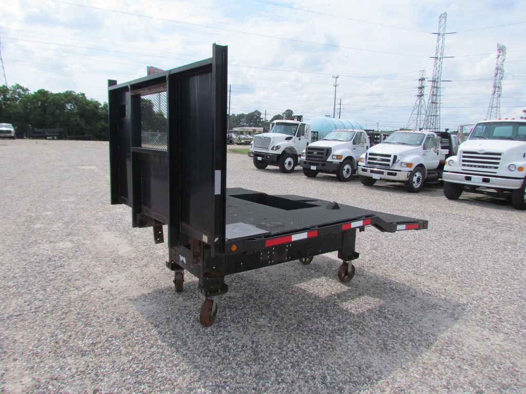 2007 Flatbed Steel Floor  - 16489171 - 1