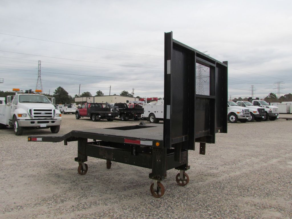 2007 Flatbed Steel Floor  - 17470452 - 1