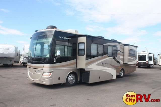 2007 Fleetwood DISCOVERY