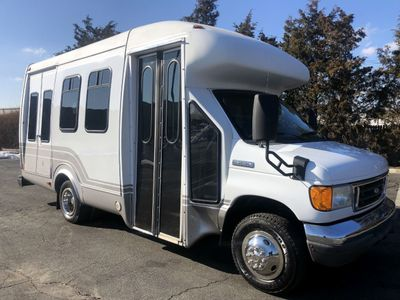 2007 Ford E350 Startrans Non-CDL Wheelchair Bus For Sale