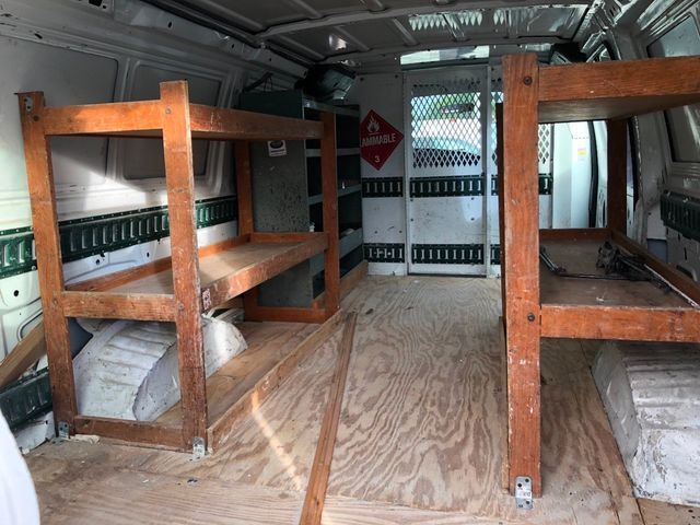 2007 Ford Econoline Cargo Van E-350 Super Duty Ext Recreational - Click to see full-size photo viewer