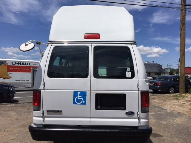 2007 Ford Econoline Cargo Van EXTENDED HIGH ROOF WHEEL CHAIR 8 PASSENGER - 17579909 - 6