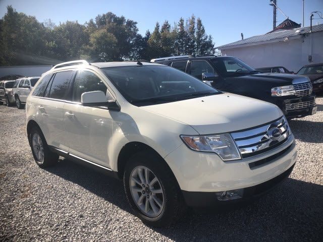 2007 Ford Edge AWD 4dr SEL PLUS - 18182894