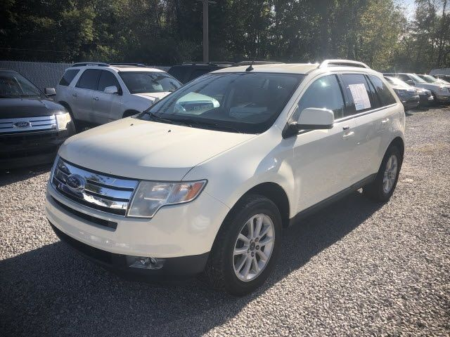 2007 Ford Edge AWD 4dr SEL PLUS - 18182894 - 1