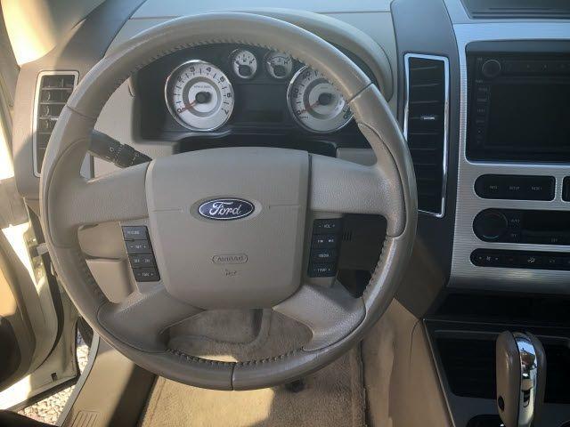 2007 Ford Edge AWD 4dr SEL PLUS - 18182894 - 6