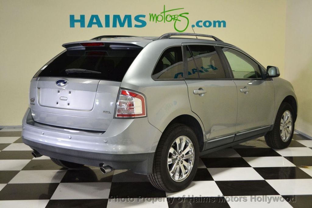 2007 used ford edge fwd 4dr sel plus at haims motors serving fort lauderdale hollywood miami. Black Bedroom Furniture Sets. Home Design Ideas