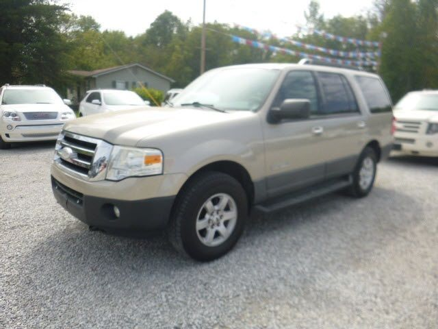 2007 Ford Expedition 4WD 4dr XLT - 17916644 - 3