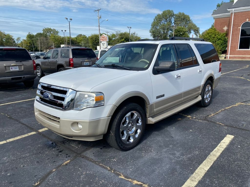 Ford Expedition Eddie Bauer >> 2007 Used Ford Expedition El 2wd 4dr Eddie Bauer At Allen Auto Sales Serving Paducah Ky Iid 19392036
