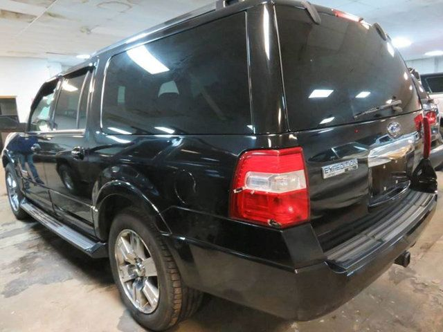 2007 Used Ford Expedition El 4x4 Limited 3rd Row El At Contact