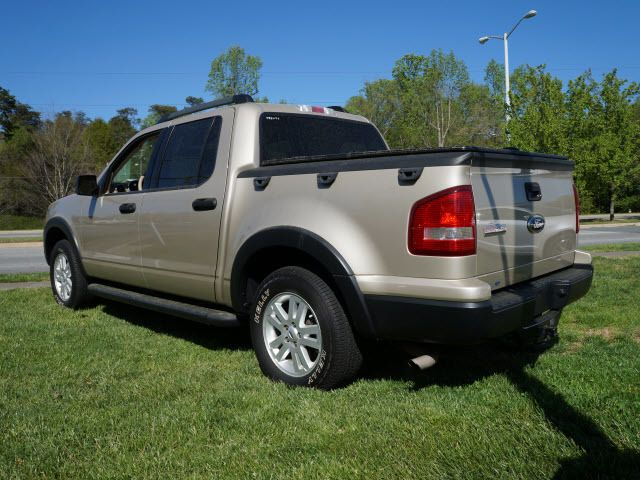2007 used ford explorer sport trac 2wd 4dr v6 xlt at capital ford rocky mount nc iid 11960084. Black Bedroom Furniture Sets. Home Design Ideas