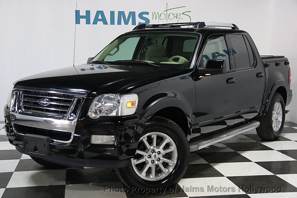 2007 Used Ford Explorer Sport Trac Limited At Haims Motors