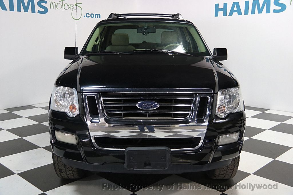 Used Ford Explorer Sport Trac Limited At Haims Motors Serving - 2007 ford