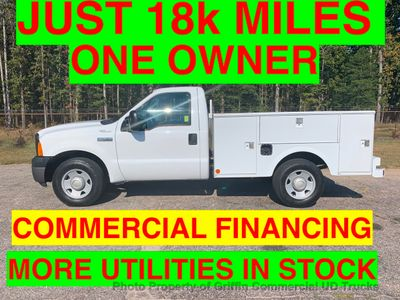 2007 Ford F250HD JUST 18k MILES! ONE OWNER VA TRUCK! THIS TRUCK WILL SELL QUICKLY!!
