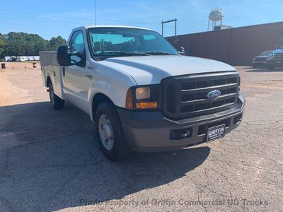 2007 Ford F250HD JUST 18k MILES! ONE OWNER VA TRUCK! THIS TRUCK WILL SELL QUICKLY!! - Click to see full-size photo viewer