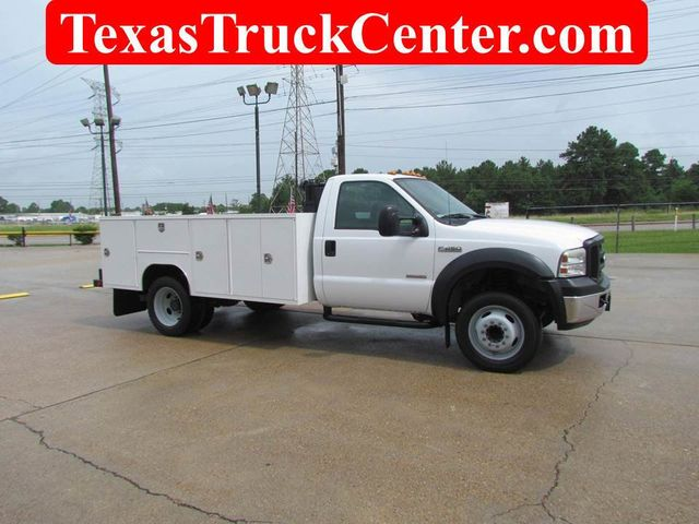 2007 Ford F450 Fuel - Lube Truck 4x2 - 13063937 - 0
