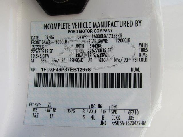 2007 Ford F450 Fuel - Lube Truck 4x2 - 13063937 - 25