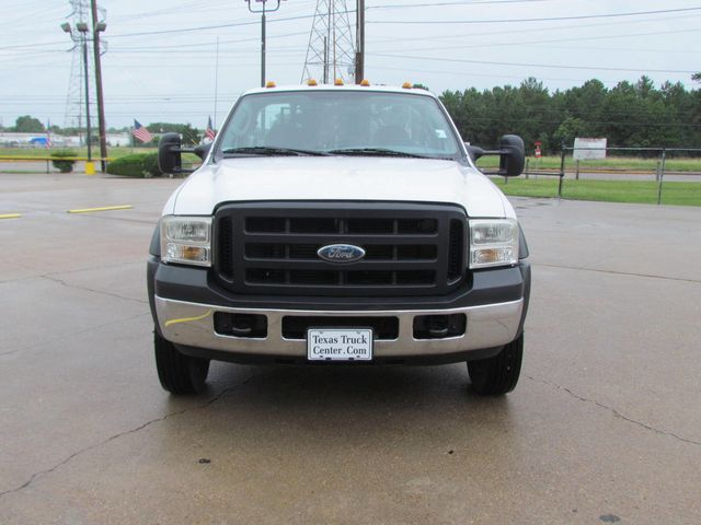 2007 Ford F450 Fuel - Lube Truck 4x2 - 13063937 - 2