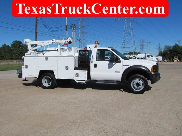 2007 Ford F550 Mechanics Service Truck 4x2 - 16417886 - 0