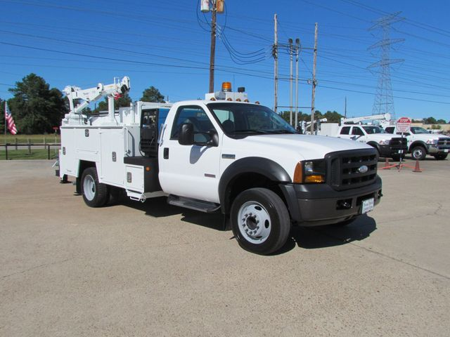 2007 Ford F550 Mechanics Service Truck 4x2 - 16417886 - 1