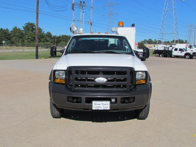 2007 Ford F550 Mechanics Service Truck 4x2 - 16417886 - 2