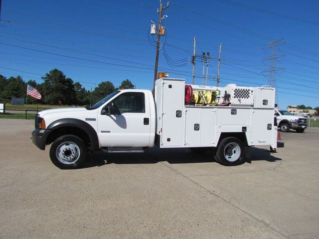 2007 Ford F550 Mechanics Service Truck 4x2 - 16417886 - 3