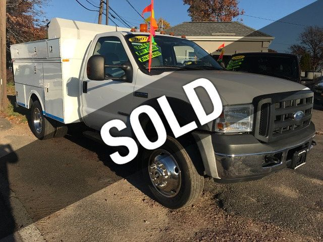 2007 Ford F550 Utilicore MD-100 Coring Drill W/ Hydraulic Extension/ Water/Crane - 15661011 - 0