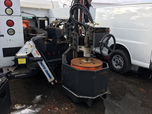 2007 Ford F550 Utilicore MD-100 Coring Drill W/ Hydraulic Extension/ Water/Crane - 15661011 - 11