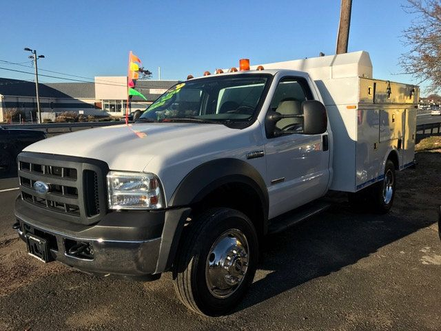 2007 Ford F550 Utilicore MD-100 Coring Drill W/ Hydraulic Extension/ Water/Crane - 15661011 - 1