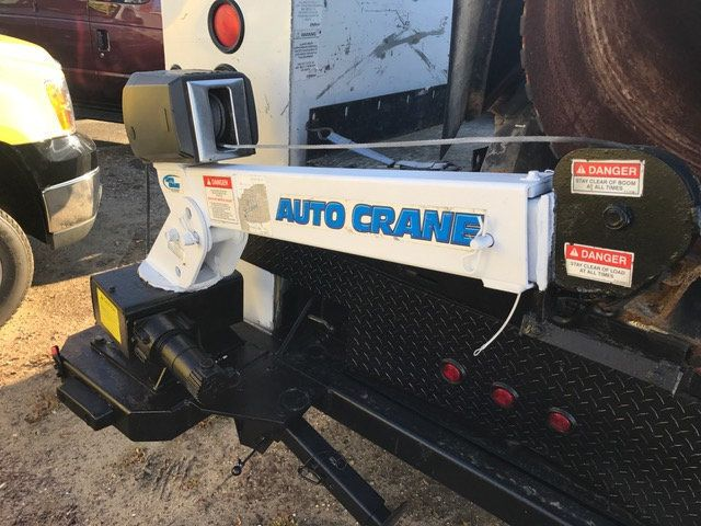 2007 Ford F550 Utilicore MD-100 Coring Drill W/ Hydraulic Extension/ Water/Crane - 15661011 - 19