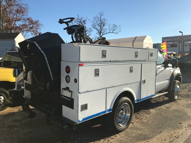 2007 Ford F550 Utilicore MD-100 Coring Drill W/ Hydraulic Extension/ Water/Crane - 15661011 - 2