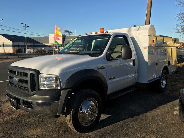 2007 Ford F550 Utilicore MD-100 Coring Drill W/ Hydraulic Extension/ Water/Crane - 15661011 - 34