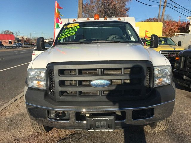 2007 Ford F550 Utilicore MD-100 Coring Drill W/ Hydraulic Extension/ Water/Crane - 15661011 - 43