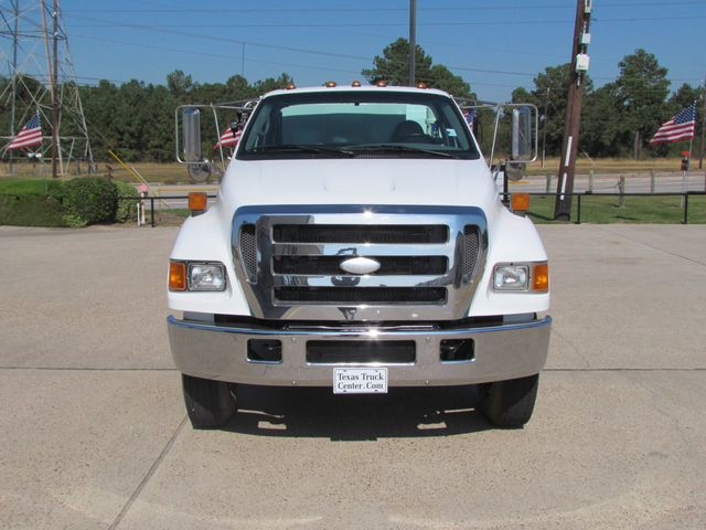 2007 Ford F750 Fuel - Lube Truck - 15807839 - 2