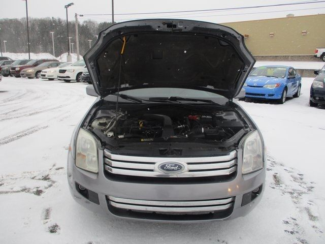 2007 Ford Fusion 4dr Sedan I4 SE FWD Sedan - 3FAHP07Z97R249836 - 23
