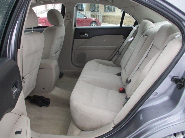 2007 Ford Fusion 4dr Sedan I4 SE FWD Sedan - 3FAHP07Z97R249836 - 2