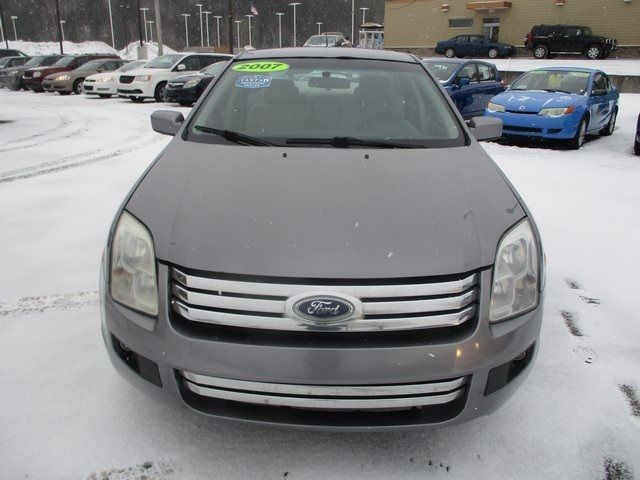 2007 Ford Fusion 4dr Sedan I4 SE FWD Sedan - 3FAHP07Z97R249836 - 3