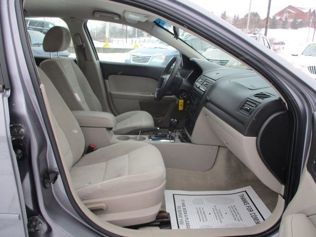 2007 Ford Fusion 4dr Sedan I4 SE FWD Sedan - 3FAHP07Z97R249836 - 44