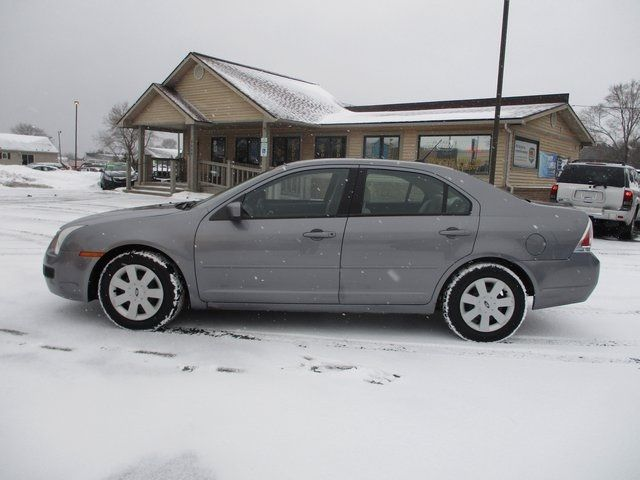 2007 Ford Fusion 4dr Sedan I4 SE FWD Sedan - 3FAHP07Z97R249836 - 5