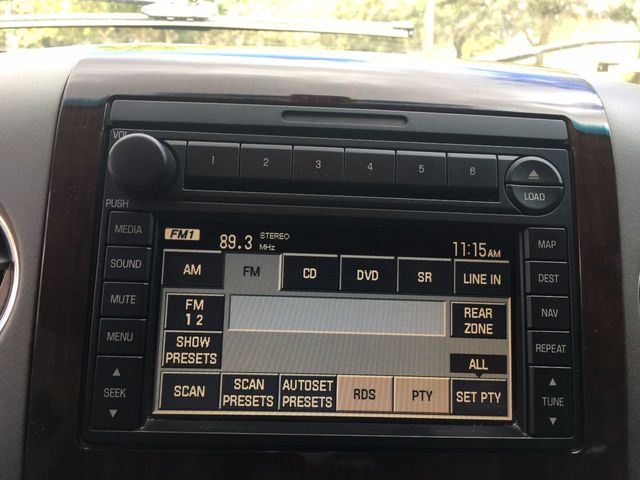 2006 ford f150 king ranch aux input