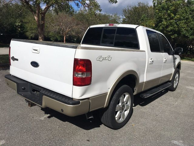Ford F  Wd Supercrew  King Ranch Click To See Full