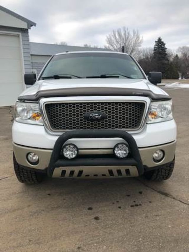 2007 Ford F 150 Lariat 4dr Supercrew 4x4 Styleside 6 5 Ft Sb Truck Not Specified Not Specified For Sale Princeton Mn 14 499 Motorcar Com