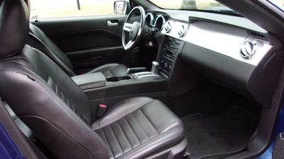2007 Ford Mustang 2dr Coupe GT Premium - Click to see full-size photo viewer