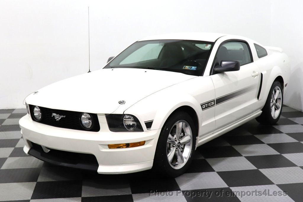 2007 Ford Mustang CERTIFIED MUSTANG GT/CS CALIFORNIA SPECIAL - 18499850 - 22