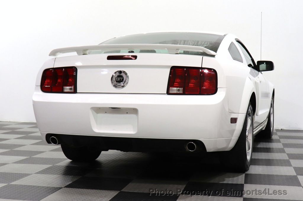 2007 Ford Mustang CERTIFIED MUSTANG GT/CS CALIFORNIA SPECIAL - 18499850 - 25