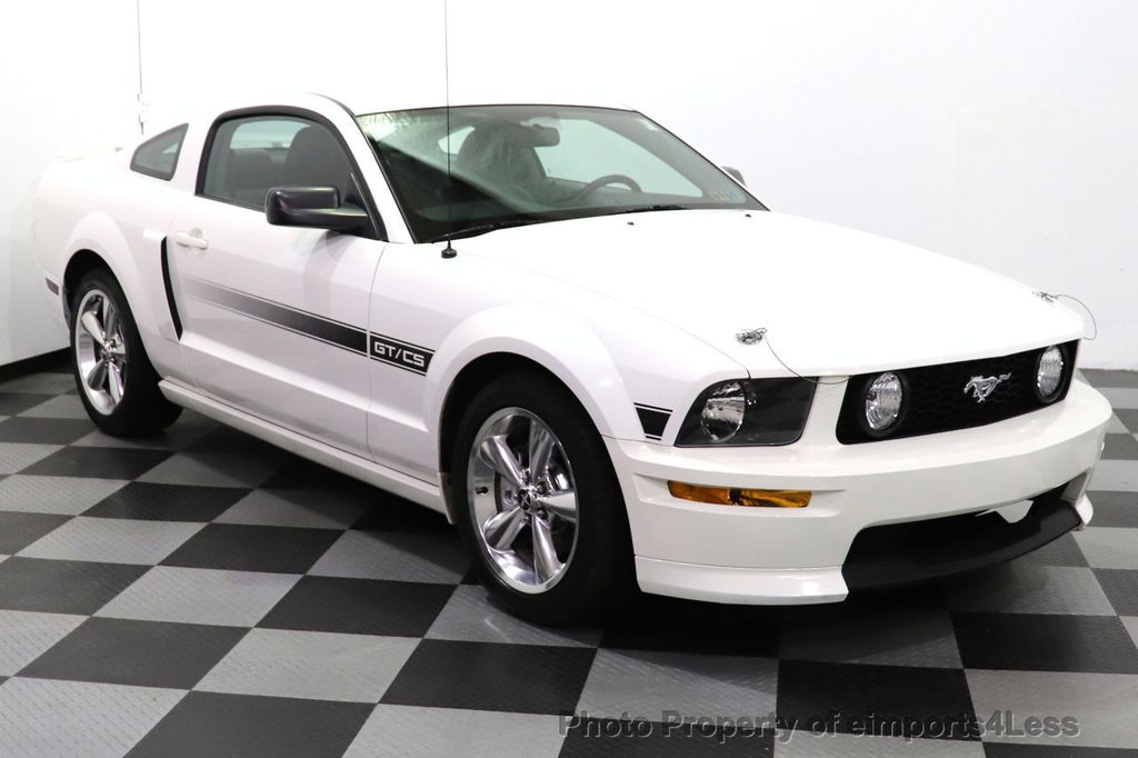 2007 Ford Mustang CERTIFIED MUSTANG GT/CS CALIFORNIA SPECIAL - 18499850 - 35